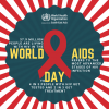 The World AIDS Day, December 1
